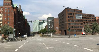 Brooktorkai - ein Verkehrskonzept aus dem letzten Jahrhundert für die Stadt von Morgen (Foto: Jörg Munzinger)