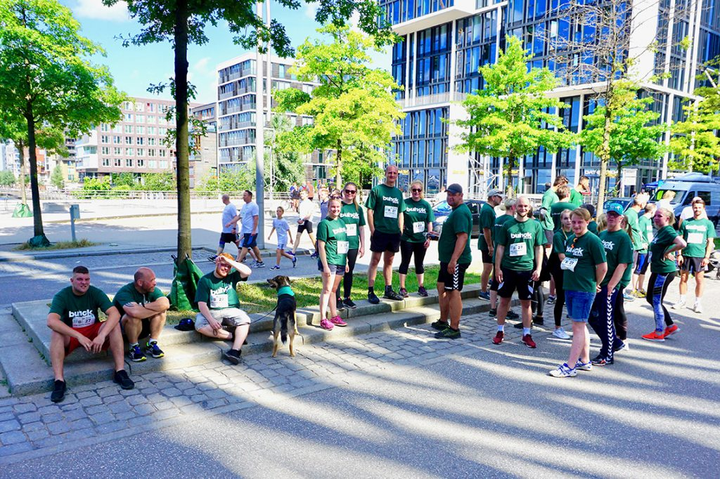 Hamburg Commercial Bank Run 2019 HafenCity. Foto: Wolfgang Timpe