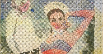 Sigmar Polke, Freundinnen1965/66. Öl auf LeinwandSammlung Froehlich, StuttgartCopyright: The Estate of Sigmar Polke, Cologne / VG Bild-Kunst, Bonn 2019