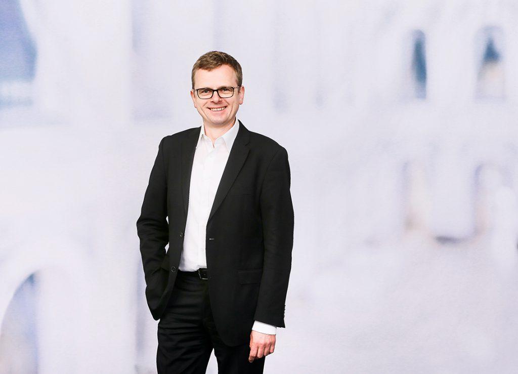 Heiner Schote  ist Dipl.-Geograph und Leiter der Abteilung Handel der Handelskammer Hamburg. ©Privat