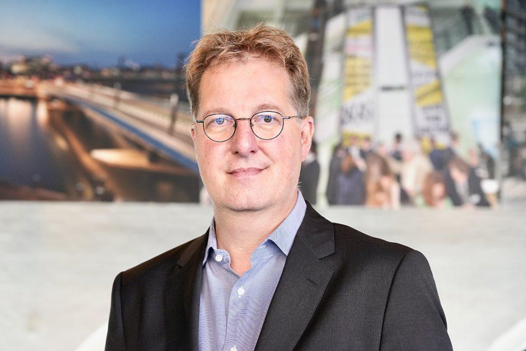 »Als Oberbaudirektor können Sie nicht Ihren Job oder die Stadt einfach nur verwalten. Hamburg will gestaltet werden und das muss man mit vollem Einsatz leisten.« © Thomas Hampel