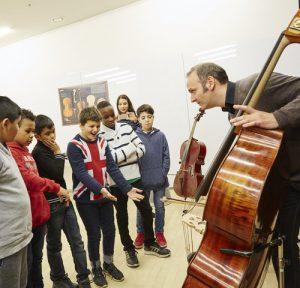 Instrumentenwelt: Klassiko Orchesterinstrumente @ Elbphilharmonie Kaistudio 1