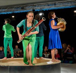 Funkelkonzert S / Wirbel @ Elbphilharmonie Kaistudio 1