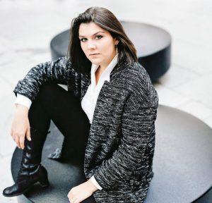 Sophie Rennert / Benjamin Appl / Liederabend @ Elbphilharmonie Kleiner Saal