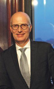 Hamburgs Erster Bürgermeister Dr. Peter Tschentscher will auf Kurs bleiben (Foto:CF)