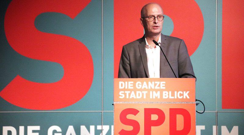 SPD-Anchorman Peter Tschentscher, Erster Bürgermeister der Freien und Hansestadt Hamburg. © SPD Hamburg