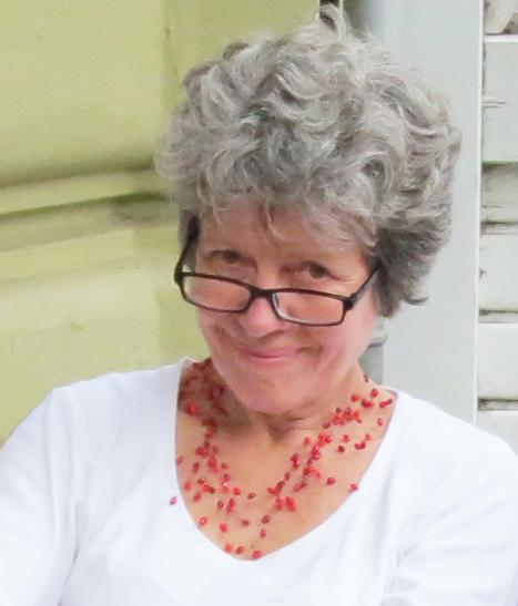 """Iris Neitmann: """"Wir wünschen uns, dass möglichst bald wieder Außengastronomie zum Leben im Viertel beitragen darf!"""" © Privat"""