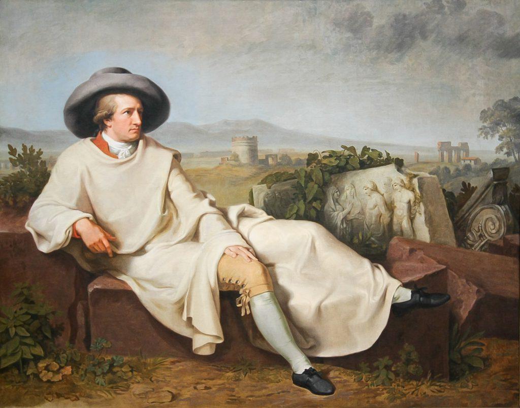 """Johann Wolfgang von Goethe dichtete schon vor mehr als 230 Jahren: """"Es gönnten ihr die Musen jede Gunst / Und die Natur erschuf in ihr die Kunst / so häuft sie willig jeden Reiz auf sich / Und selbst dein Name ziert, Corona, dich."""" © www.pixabay.com"""