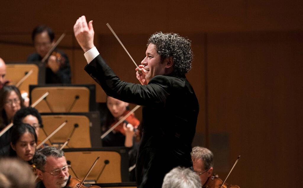 Gustavo Dudamel und Orquesta Sinfónica Simón Bolívar de Venezuela; Beethovens Neunte, 30. August, 20 Uhr