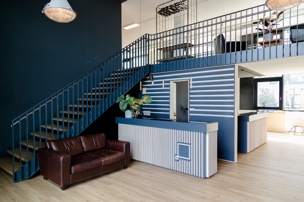 Im betahaus | Hamburg wurden eigene Formate wie der Betapitch geschaffen, bei dem Start-ups ihre Ideen präsentieren und sich mit den anderen vergleichen können. © betahaus | Hamburg