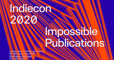 """Festival unabhängiger Buch- und Magazinverlage im Oberhafen unter Pandemie-Last: """"Jeder musste sich vorab online registrieren und hat dann einen einstündigen Slot bekommen. Darauf haben sich nur diejenigen eingelassen, die wirklich an dem, was angeboten wird, interessiert sind."""" © Indiecon 2020"""