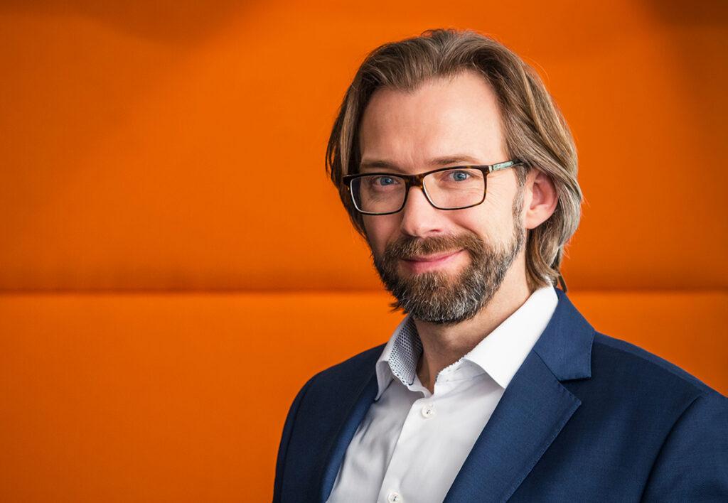 """Projektentwickler Lothar Schubert: """"Corona hat Mega-Trends wie  Homeoffice, Digitalisierung und die Konsolidierung  des stationären Einzelhandels beschleunigt. Das wird man nicht mehr zurückdrehen können."""" © DC Developments"""