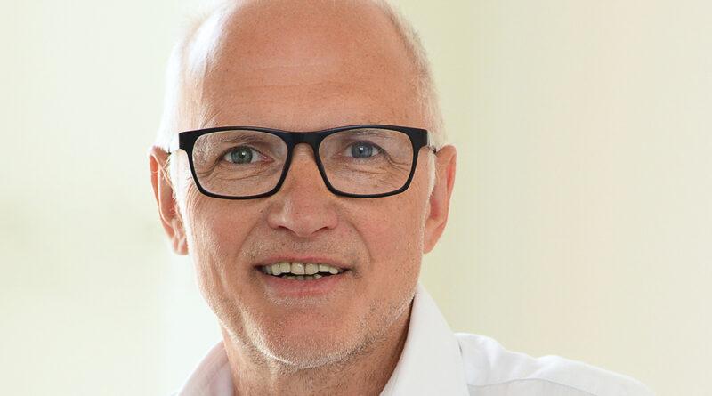 Christoph Richter ist Internist bei Ärzte am Kaiserkai. © Frederike Brockman