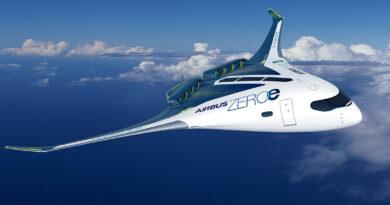 """Revolutionäre Airbus-Entwicklung eines emissionsfreien Fliegers; Grazia Vittadini: """"Der Nurflügler ist aerodynamisch das vorteilhafteste Modell zur Integration der Wasserstofftanks."""" @ Airbus 2020"""