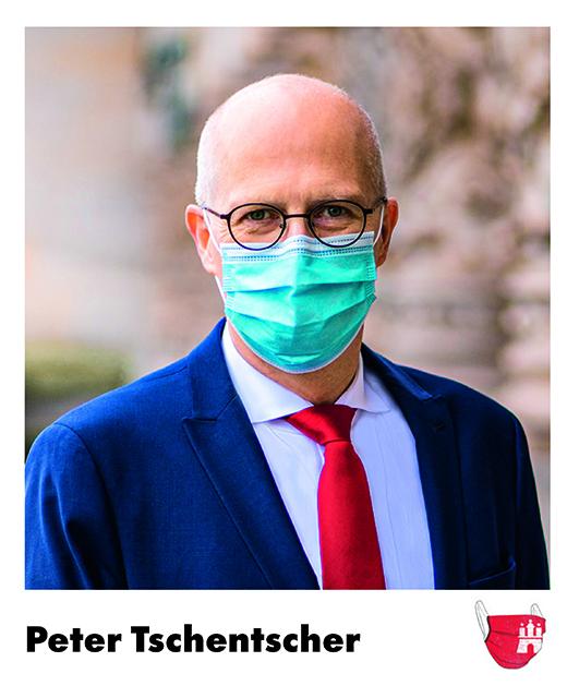 """Hamburgs Erster Bürgermeister Dr. Peter Tschentscher plädiert dafür, den Lockdown über den 14. Februar hinaus zu verlängern. """"Es ist jetzt nicht die Zeit für Lockerungen"""", sagte der SPD-Politiker. Zunächst müssten die Risiken der neuen Virusmutationen einschätzbar werden. © #TeamHamburg"""