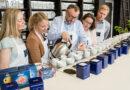 Szenen einer Vergangenheit: Teeschulung mit dem Meßmer-Momentum-Geschäftsführer Peter Nimpsch. © Meßmer MOMENTUM | www.Architekturfotografie-Bach.de