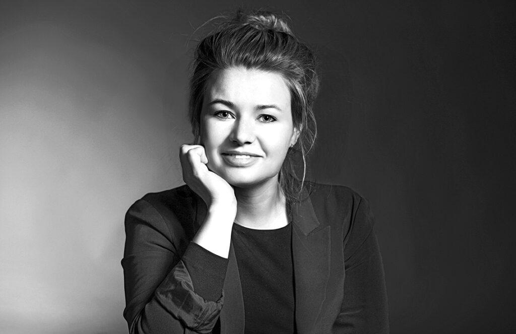 Anne-Katrin Schmidt © Dialog im Dunkeln
