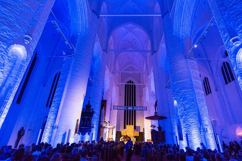 Als St.Katharinen-Event-Kultur-Nächte noch gefüllte und erfüllende Happenings waren. © Thomas Hampel