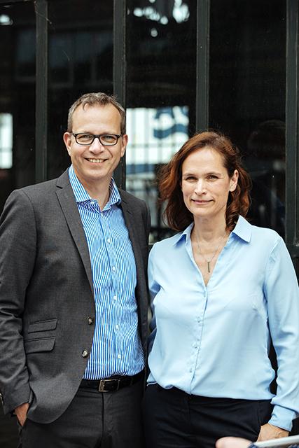 Yvonne Funcke und Ralf Brenner © FROMM