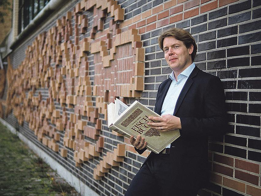 Jan Ehlert: Nur weil ein Künstler eine Meinung vertritt, die wir möglicherweise nicht teilen, heißt das also nicht, dass er kein guter Künstler ist. Und Irren ist bekanntlich menschlich, das wissen wir schon seit Cicero. © Privat