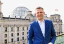 """CDU-Bundestagsabgeordneter Christoph de Vries: """"Ich bin der einzige Hamburger Abgeordnete im Deutschen Bundestag, der sich um die Innere Sicherheit kümmert und jeder weiß, dass eine Metropole wie Hamburg immer auch Kriminalitäts-Hotspot ist. Und wir können heute sagen: Hamburg und Deutschland sind so sicher wie nie zuvor."""" ©"""