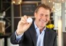 """Peter Merck, Geschäftsführer der Golf Lounge: """"Wir sehen uns als Freizeit-, Event- und Sportlocation."""" © Dagmar Leischow"""
