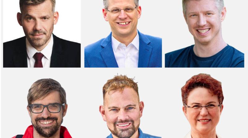 Wahl 2021: Die Kandidaten im Wahlkreis 18 für HH-Mitte